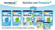Nutrilon and Bebelac Infant Formula