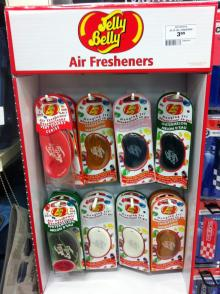 Jelly belly and Juice Air Freshener
