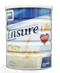 Abbott Ensure Vanilla Powder 400g Tins