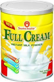 Grade A Instant full cream milk powder