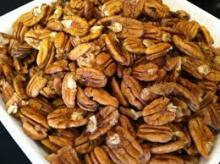 Pecan Nut Kernels Grade A