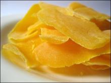Freeze Dried Mango Slice Chito Melon
