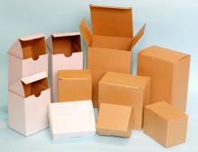 Custom ize Full Color Printing Box