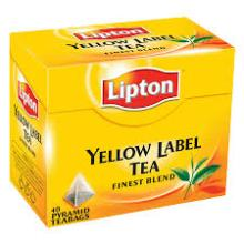 Lipton Tea Label