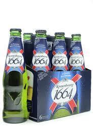 Kronenbourg 1664 lager beer