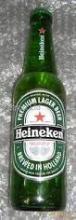 Fresh Heineken lager beer
