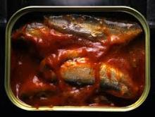 Best selling and High Quality Canned Sardine in Tomato Sauce