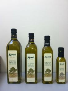 Quality extra virgin olive oil