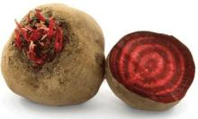Beet root red pigment betanin for coloring food