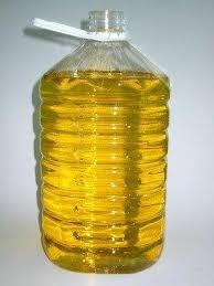 Well refined sunflower oil