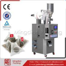 MD160 nylon  pyramid   tea  filter bag  packing   machine 1