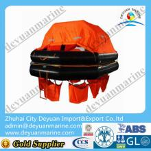 25 Person Throw-overboard Inflatable Life raft