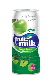 960ml Apple flavor Milk Drink