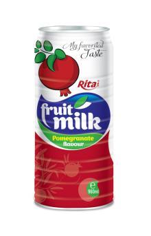 960ml Pomegranate flavor Milk Drink