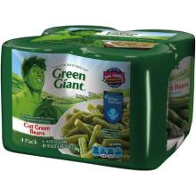 Green Giant Cut Green Beans, 14.5 oz (Pack of, 4)