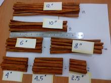 Cinnamon stick grade AA