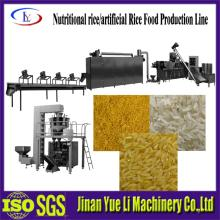 Artificial   Rice  Processing  Machine /Man Made  Rice   Production  Line