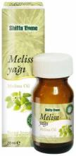 Melissa Essential Oil 20 ml glass bottle