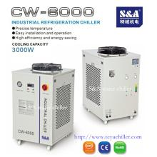 Refrigerated chiller units CW-6000 China factory