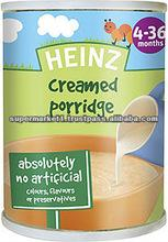 Heinz Baby Food -Creamed Porridge Can - 4-36 Months