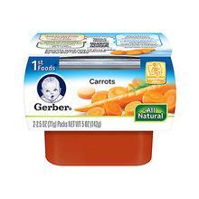 Gerber Baby Foods - Large Variety