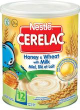 Wholesale Nestle Cerelac Baby Food / Text Available in Arab and English