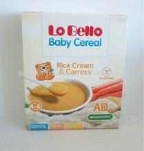BABY CEREAL WHEAT & DRIED FRUIT WHOLESALE