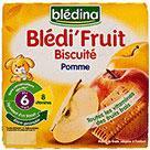 Bledina Baby Couscous with Vanilla & Orange Flower 6mth+