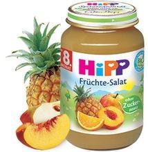 Germany HIPP baby food jelly