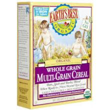 Wholesale Earth's Best Baby Cereals/ Rice/ Oatmeal/ Mixed Grains