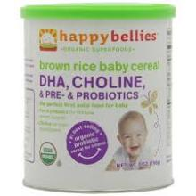 Happy Bellies Organic Super Baby Cereals/ Rice/ Oatmeal/ Mixed Grains