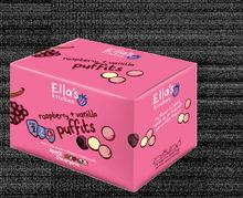 Ella's Kitchen Puffits Raspberry & Vanilla /baby food