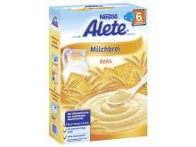 Cheap Alete Milk Baby Cereal biscuits 450g