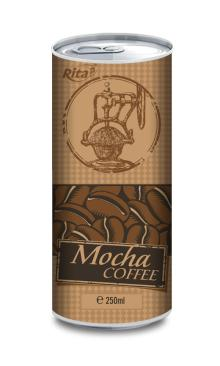 250ml Mocha Coffee Drink