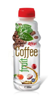 Fruit Flavor Coffee Drink