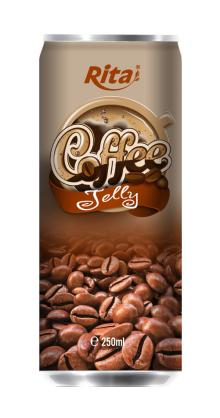 250ml Coffee drink with coco jelly