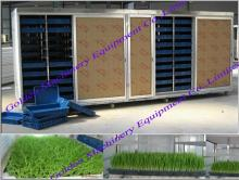 Automatic Animal Feed Barley Grass Growing Planting Machine