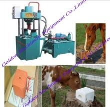 Animal Nutrition Block Machine,Salt Lick Block Making or Salt Press Machine