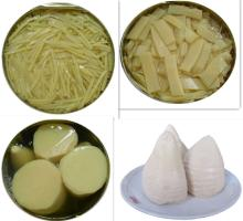 canned bamboo shoots whole/trips/slice/dices in brine water