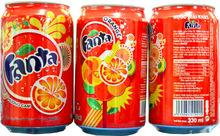 Coca Cola , Sprite , Fanta, Pepsi, 355ML Can