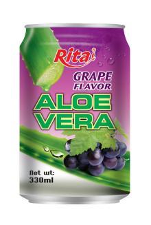 Aloe vera with blueberry 330ml