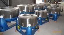 SS Tripod Top Discharge Filtration Centrifuges