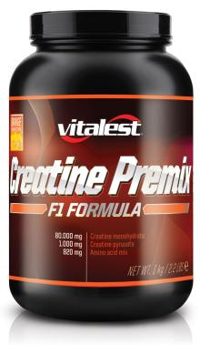 Creatine monohydrate F1 Formula Orange Flavour High Power Food