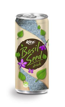 250ml Basil Seed Drink