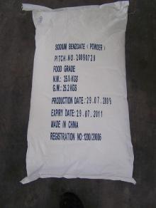 Sodium benzoate.