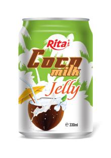 Coconut milk with Jelly 330 ml