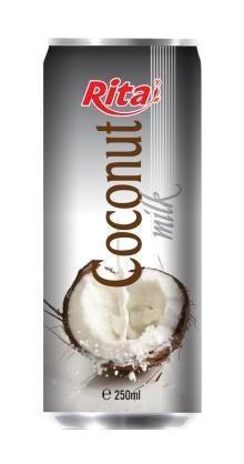 Natural Coconut milk 250ml