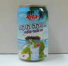 Coconut water with pulp 330ml