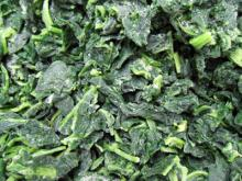 IQF/Frozen Chopped Spinach