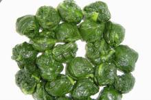 IQF Spinach Leaf Ball